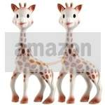 "The best place to buy a ""Two-Pack"" of Sophie the Giraffe's is at Amazon.com"